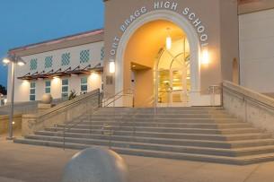 Fort Bragg High School Construction
