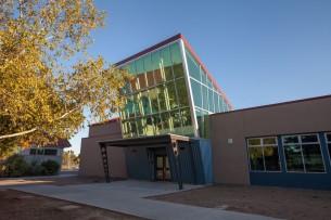 Piner Geospatial Center Daytime